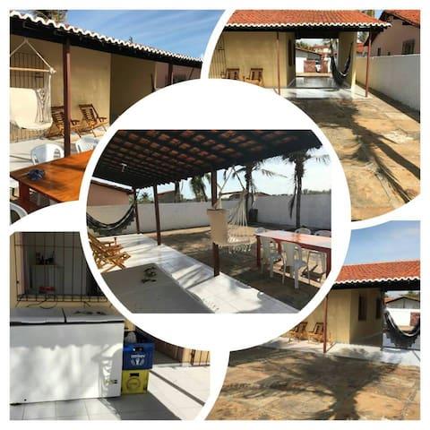 Casa de praia e veraneio em LUIS CORREIA -PI - Luís Correia - Ev
