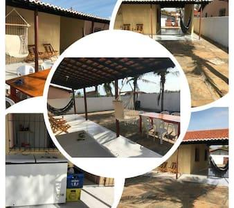 Casa de praia e veraneio em LUIS CORREIA -PI - Luís Correia