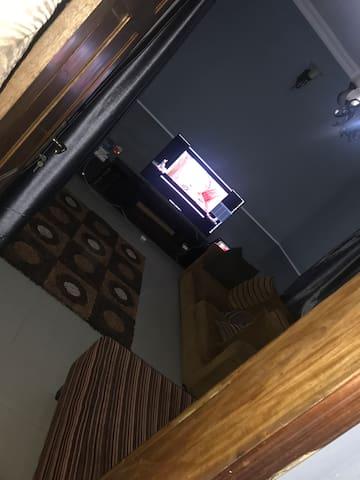 Mini flat Apartment around Yaba