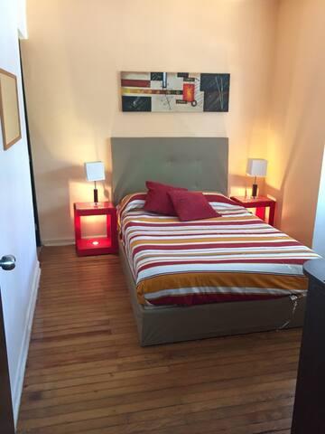Mexico Condesa cozy apartment