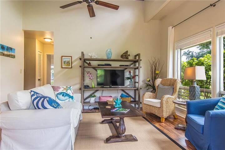 Clean, Modern, Tasteful Condo -U26A - Princeville - Condominium