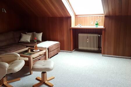 Ferienwohnung Sonneborn - Barntrup - Departamento