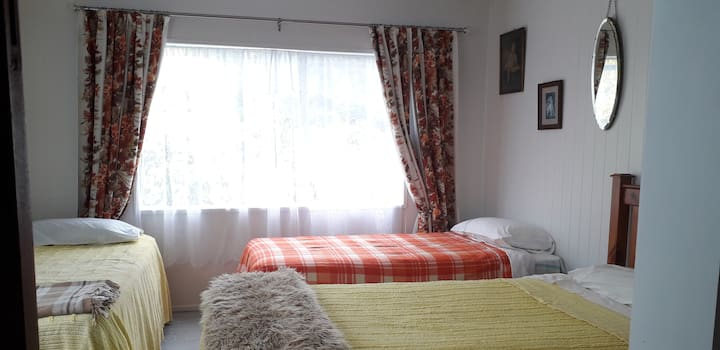 OWHANGO village retreat 3 single beds