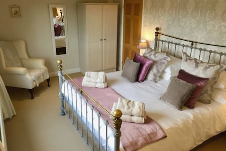Superior rm Barham, nr Canterbury - Kent - Bed & Breakfast