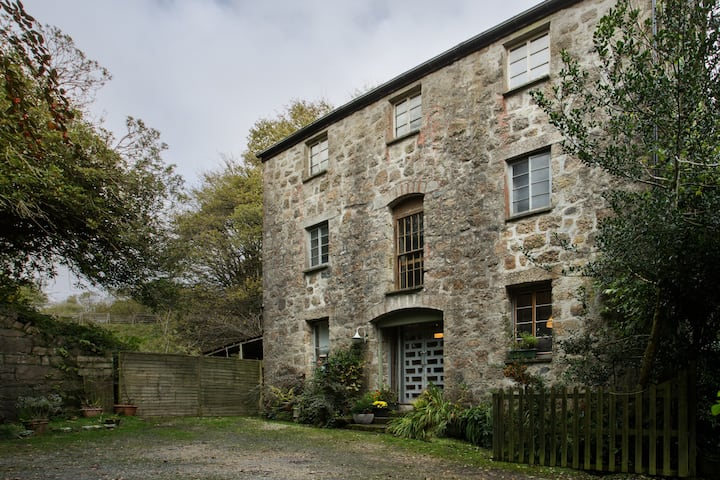Spectacular Mill - South Cornwall Close to Eden