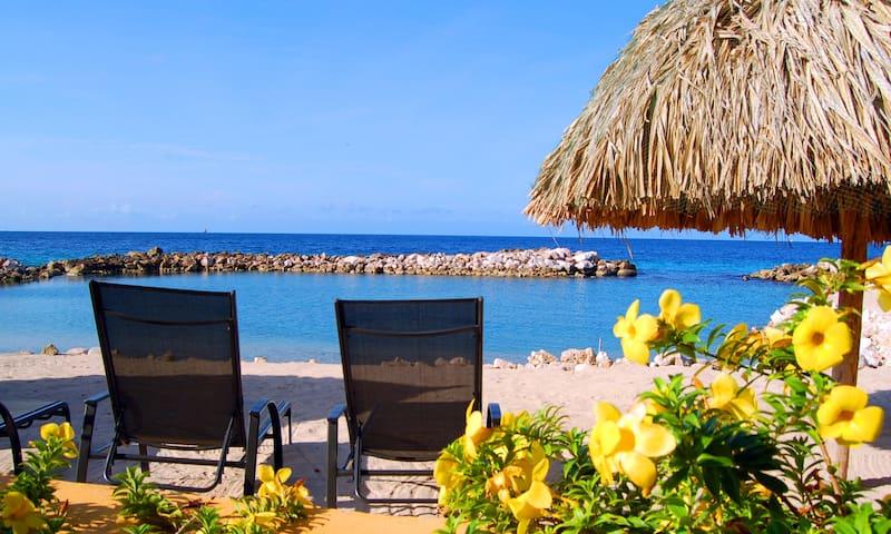 Bahia the Strand Resort Curacao direct beach acess