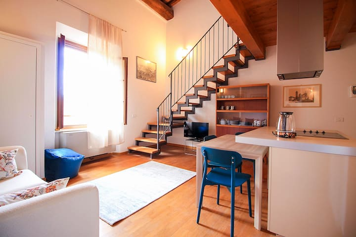 Appartement dans le centre historique de Grosseto