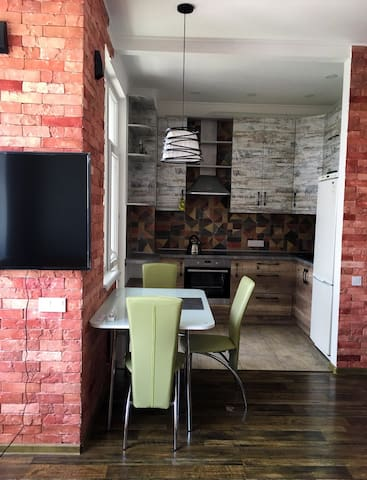 Luxury Apartment in the heart of Odessa