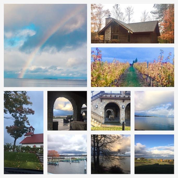 Day Trips - Traverse City Bay, Local Vineyards