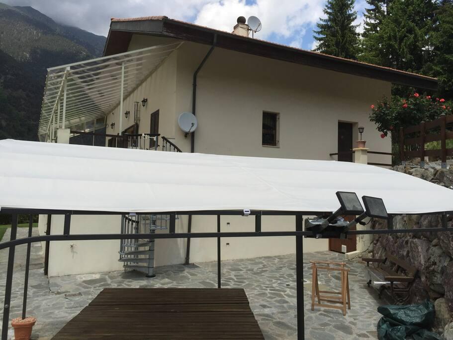 Maison a la montagne avec jardin maisons louer saint martin v subie provence alpes c te d - Maison a louer avec jardin wasquehal dijon ...