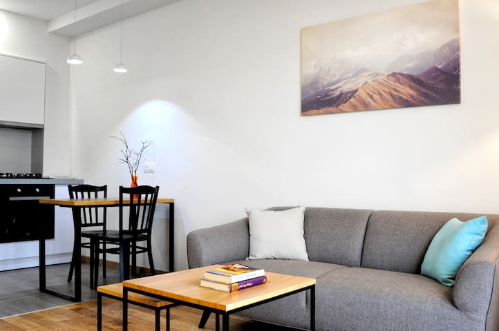 Poti Apartment - get cozy apartment in Poti - Poti - Serviced apartment