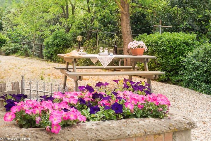 Agritturismo Toscana App. Pesco - San Miniato - Apartamento