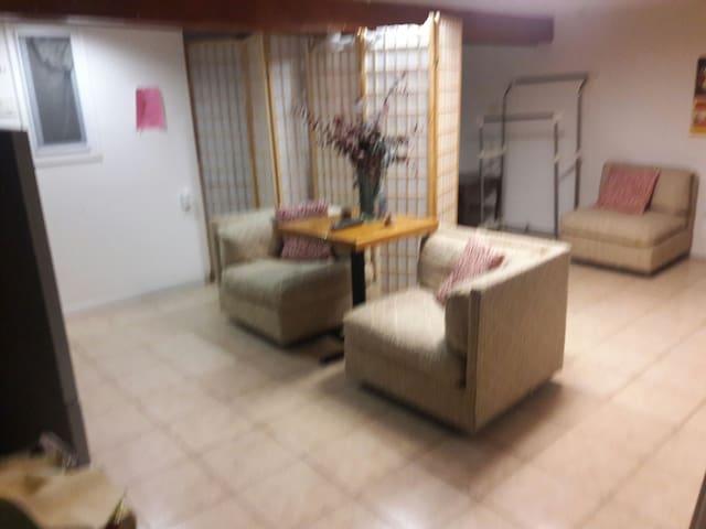 Prince single room