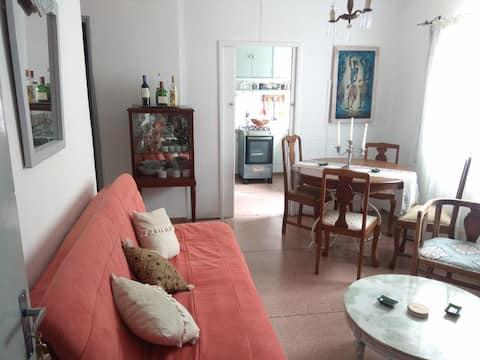 Confortable apartamento en el corazón de Paysandú.