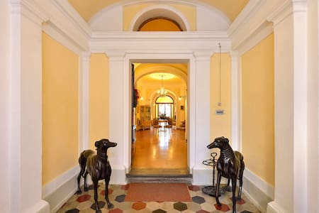 Exclusive historical residence in the heart of Mon - Montepulciano - Wohnung
