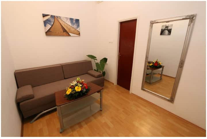 Apartment Bee 9 w/ lovely terrace for 6 in Novalja