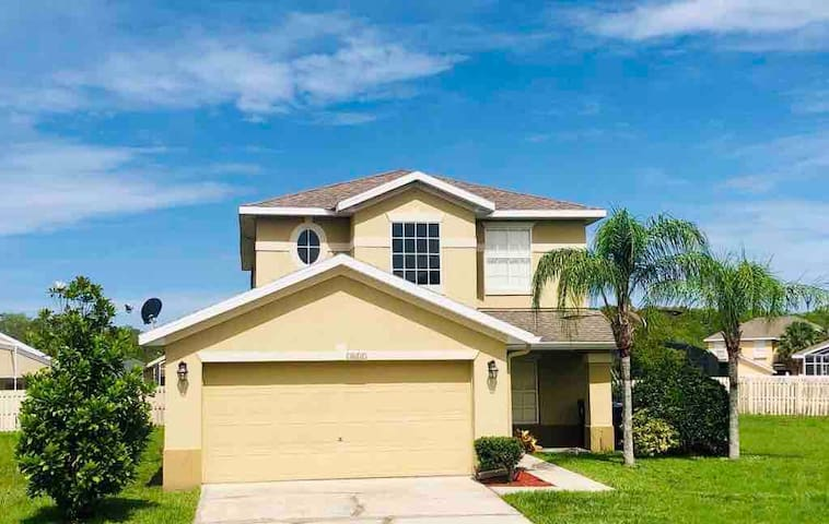 Pool House Close to Airport /Disney and more!