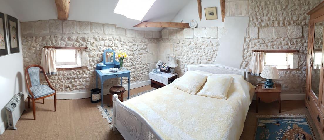Chariaud - Saint-Romain - Bed & Breakfast
