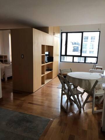 Beautiful apartment in Roma Norte!