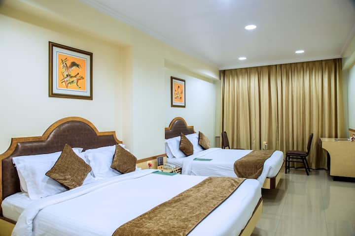 Super Deluxe room - Boutique hotel Thane West