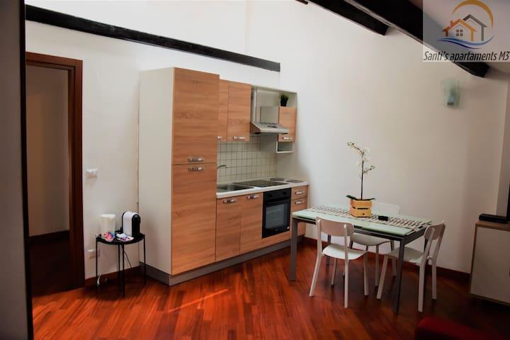 Santi's Apartaments M3