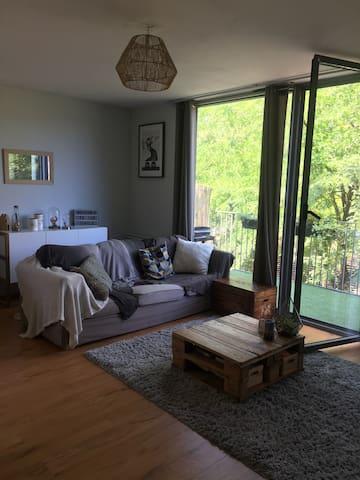 Lille : bel appartement avec terrasse
