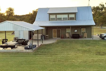 Lake House and Ranch House in One! - Weatherford - House