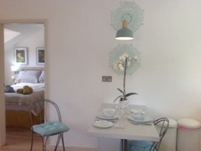 Beautifully renovated watermill flat- dog friendly