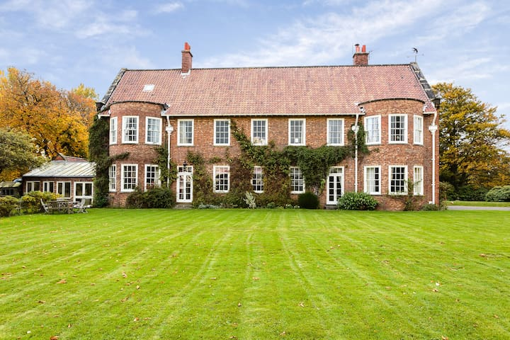 Beautiful Edwardian Country House in Yorkshire - Great Broughton - House