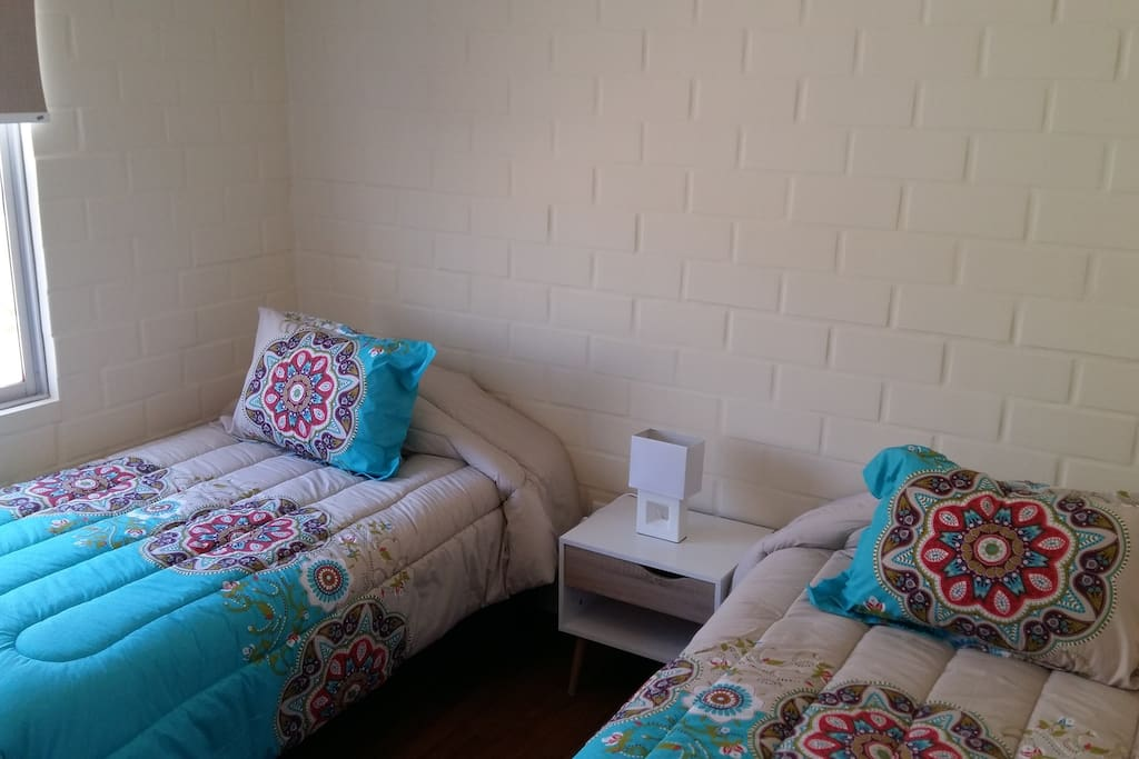 Dormitorio piso 1.