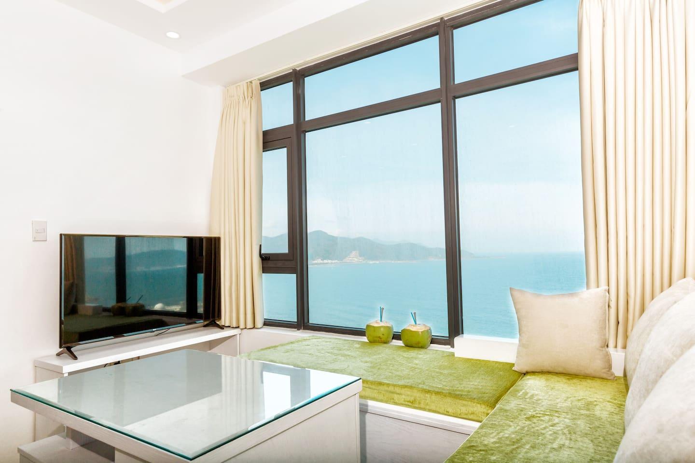 Seaview Living Room