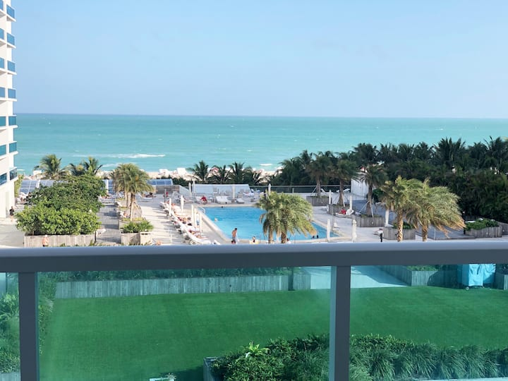 Fabulous ocean view! MIAMI / SOUTH BEACH.