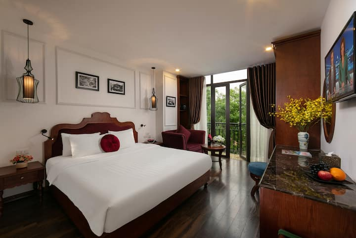 Vision Premier Hotel & Spa - Junior Double Balcony