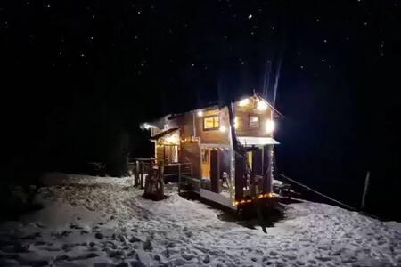 Aybolos Tiny House.Doğal ortamda huzuru hissedin