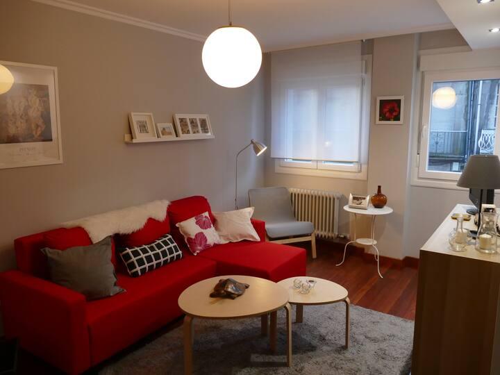 Apartamento a Estrenar en pleno centro de Vigo