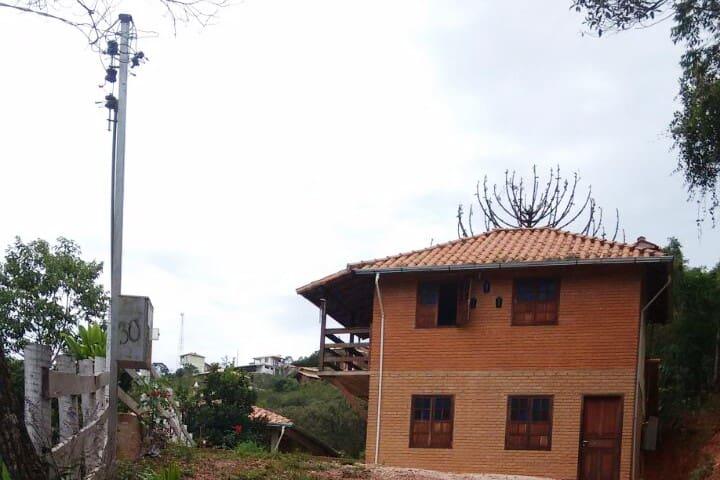 Casa Maria Rosa-Ibitipoca(na vila)