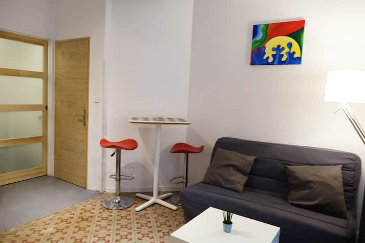 Studio charmant Avignon intra-muros