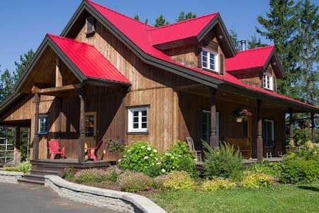 Ranch Canadien - Sainte-Clotilde-de-Beauce