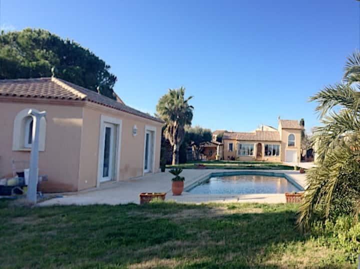 Petite maison 45m2 à Marseillan