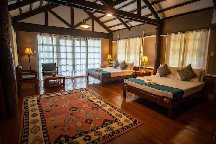 Deluxe Room in La Estancia Busuanga