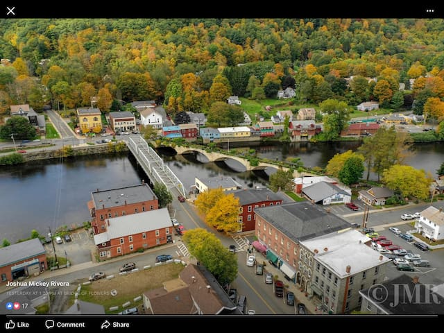 Village of Shelburne Falls and Buckland