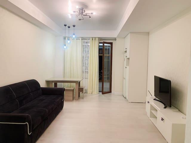 2х комнатная уютная квартира