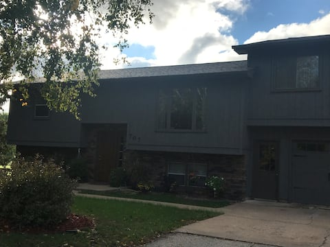 Two Bedroom Suite in Sparta, WI