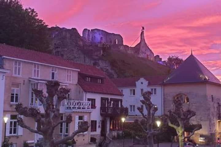 Overnachten in Hotel B&B De Heren van Valkenburg