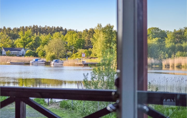 Amazing home in Eskilstuna with 2 Bedrooms