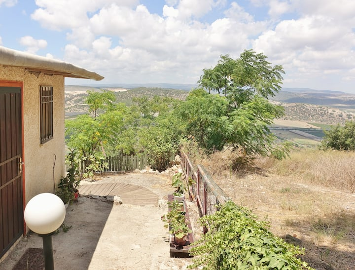 Your hideaway on Hills of Zichron Yakov, Mt Carmel