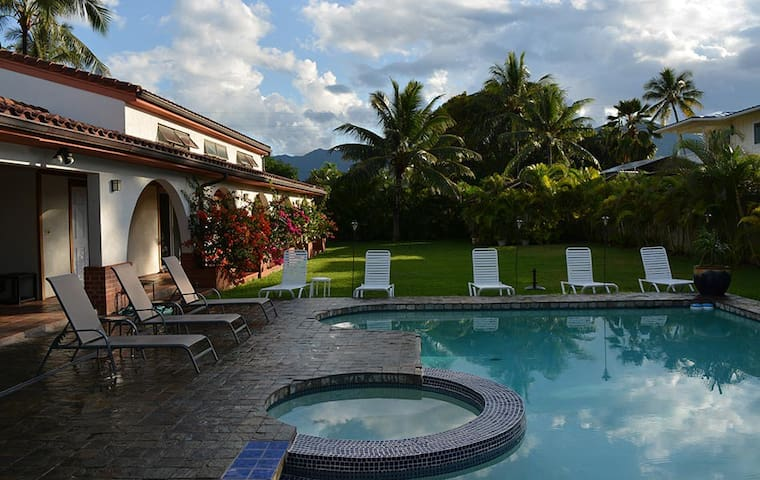 Unique Family Friendly Kailua Vacation Rental