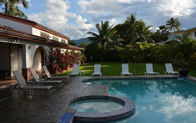 Unique Family Friendly Kailua Vacation Rental