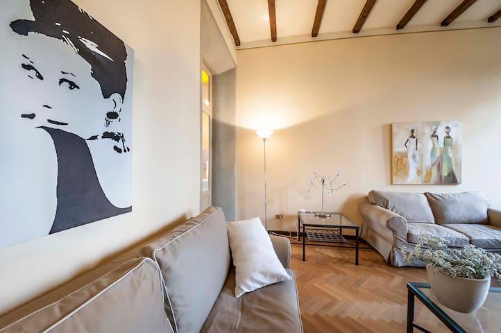 Centro luminoso appartamento - Milano - Leilighet