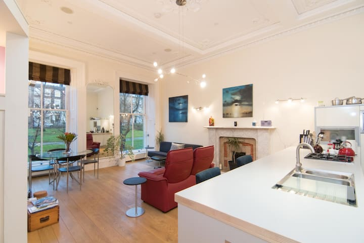 Beautiful flat, great location. - Glasgow - Apartment